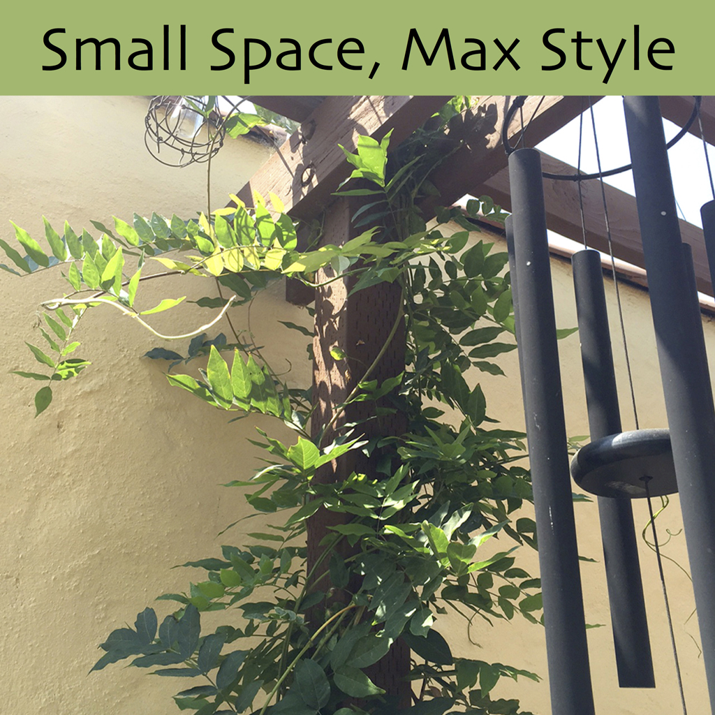 Small Space, Max Style